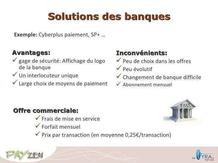Le e paiement par payzen - Cyberplus paiement net ...