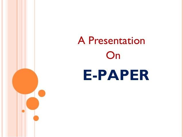 Bluetooth paper presentation ieee.