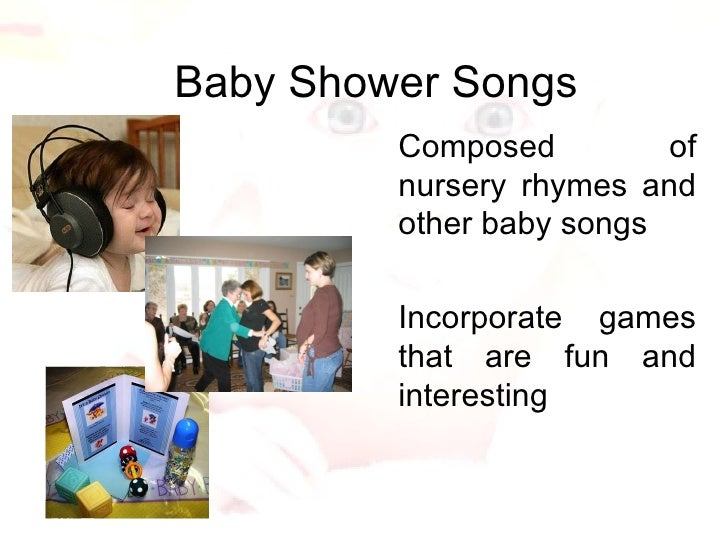 Baby Shower Songs ...