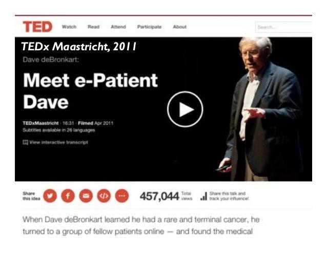 TEDx Maastricht, 2011