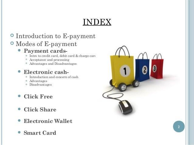 E payment Slide 2