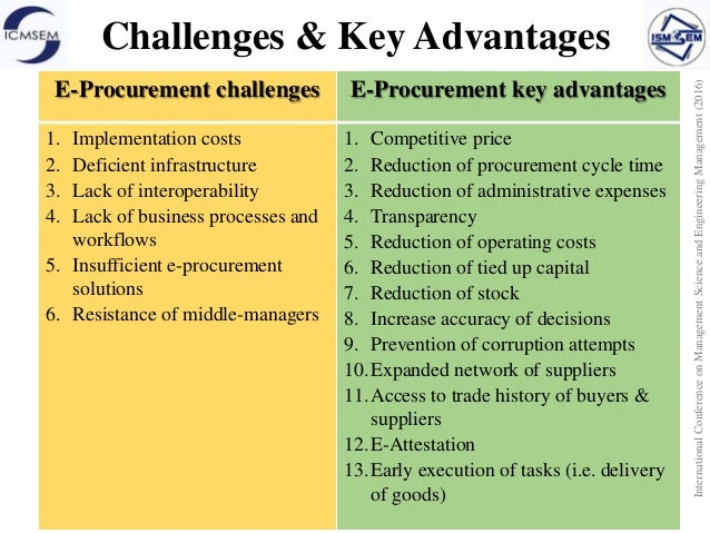 analysis of the key procurement issues Corruption in the procurement process/outsourcing government functions: issues, case studies, implications prof nikos passas [shortened version prepared by w black.
