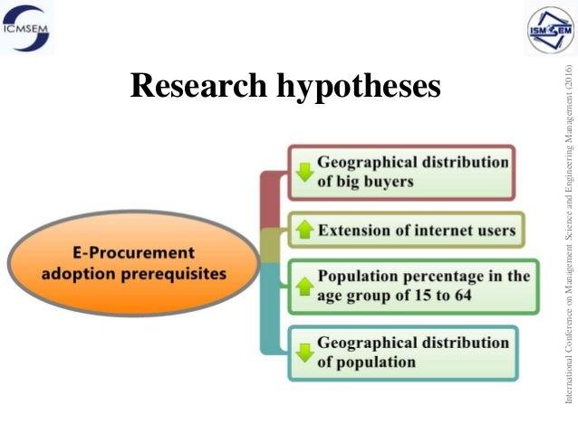 e-procurement research paper