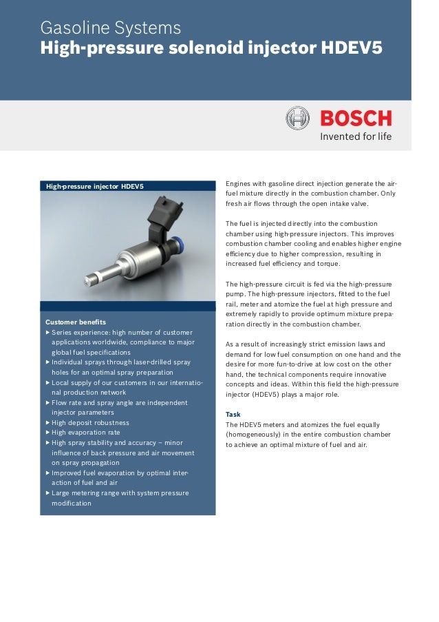 E product-brochure-gasoline-direct-injection