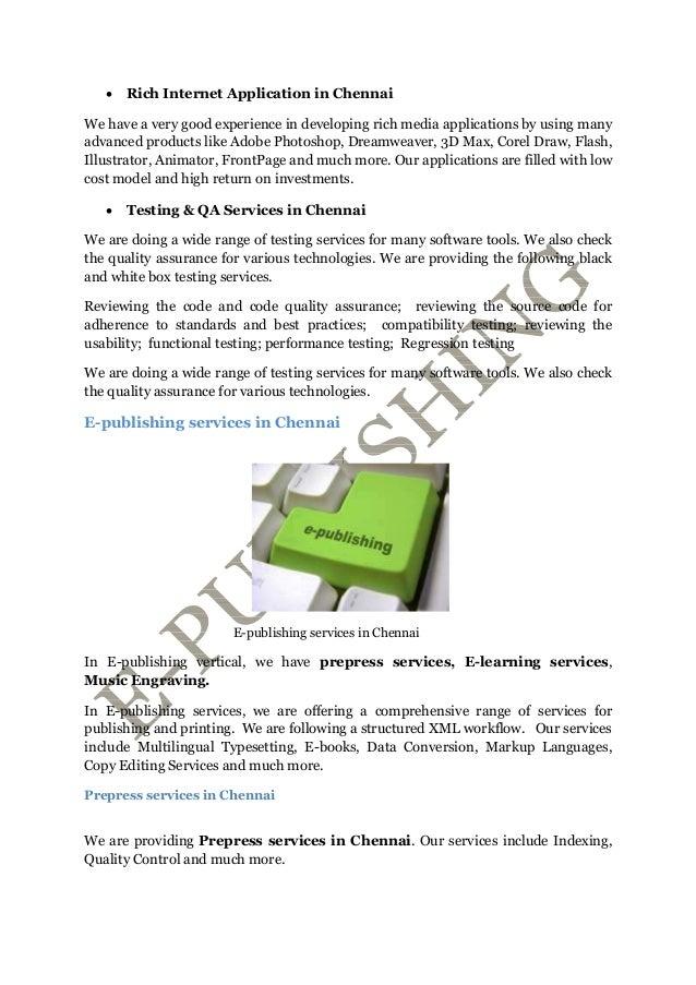 copy editing companies in chennai