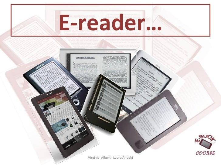 E-reader… Virginia  Alberti- Laura Antichi