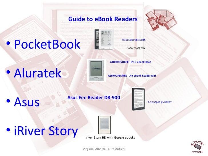 aluratek libre ebook reader pro manual