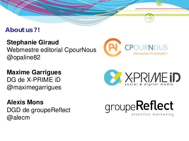 E-reputation et social média Slide 2