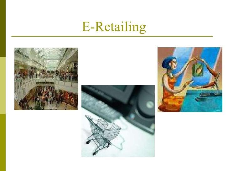 E-Retailing