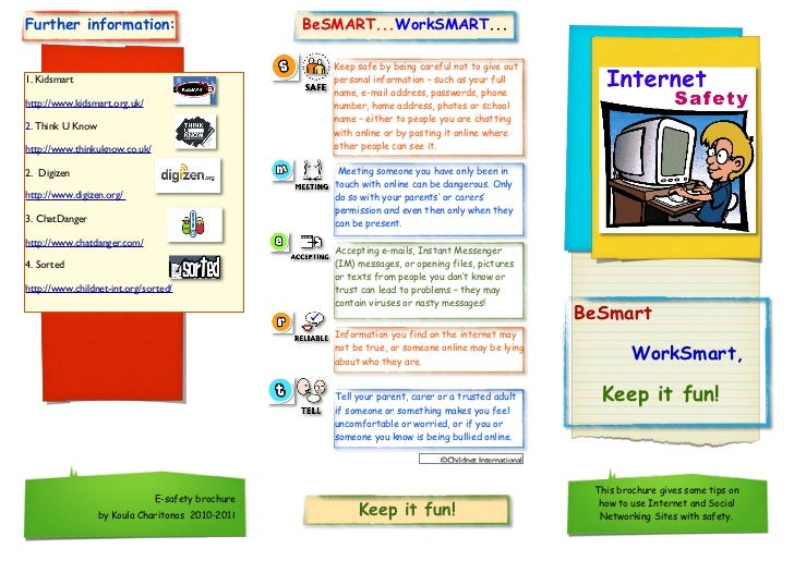Further information:                               BeSMART...WorkSMART...                                                 ...