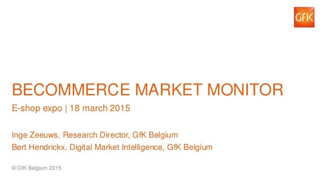 shop Expo – 18 March 2015BECOMMERCE MARKET MONITORE-shop expo ...