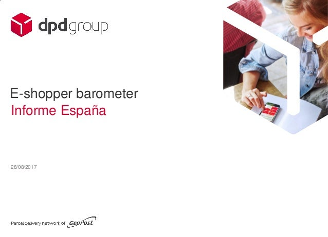 28/08/2017 E-shopper barometer Informe España