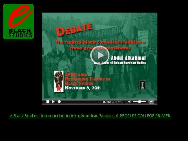 Afro Introduction Show Profile Of Oluchukwu