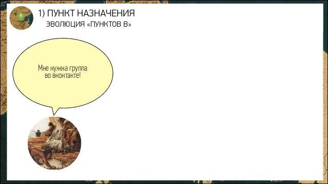 1) ПУНКТ НАЗНАЧЕНИЯ ЭВОЛЮЦИЯ «ПУНКТОВ B» Мне нужна группа  во вконтакте!