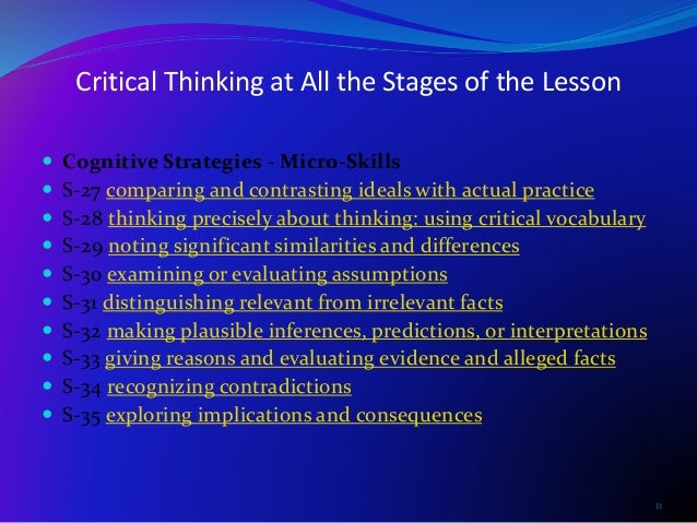 critical thinking skills nursing practice Hesi answers the need for building critical thinking skills at florida international university college of nursing the scope of nursing practice is.