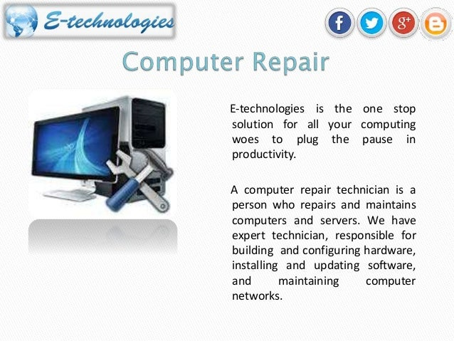 Computer and Laptop Repair Services in Auckland NZ – Laptop Repair Technician