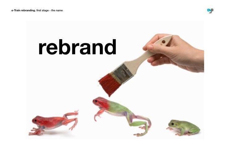 Brand Name Proposal Slide 2