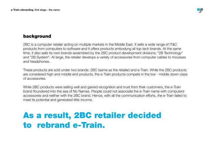 Brand Name Proposal Slide 3