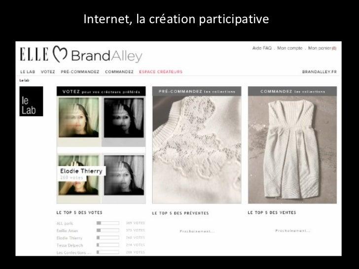 Internet, la création participative