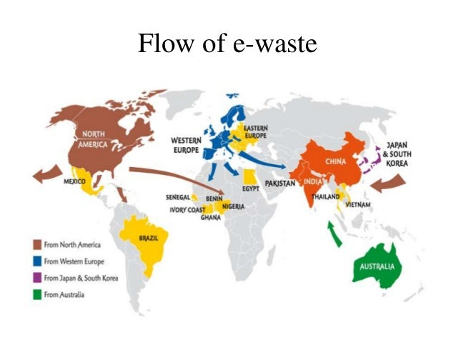 what is e waste pdf