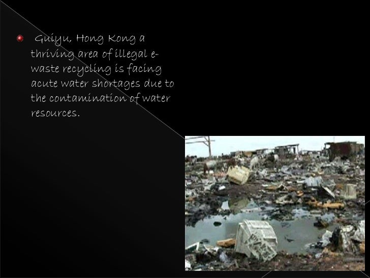 Landfill situation in Hong Kong Essay Sample