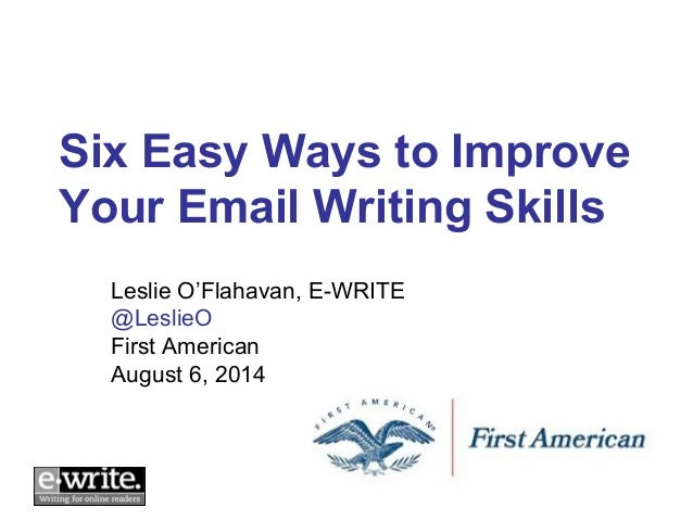 Basic Guide to Improve Writing Skills