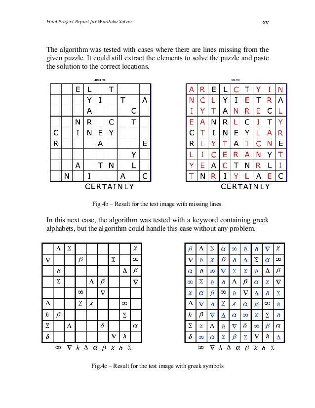 15 Puzzle Test Cases
