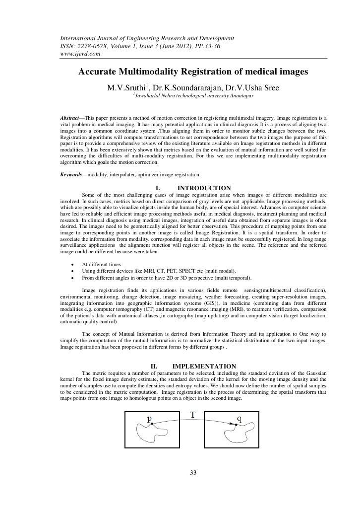 International Journal of Engineering Research and DevelopmentISSN: 2278-067X, Volume 1, Issue 3 (June 2012), PP.33-36www.i...