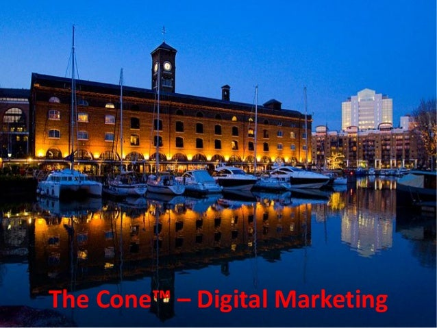 The Cone™‫‏‬– Digital Marketing