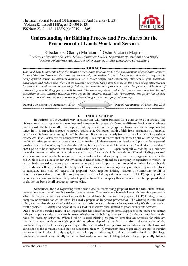 The International Journal Of Engineering And Science (IJES)   Volume  2   Issue   11  Pages   24-30  2013   ISSN(e): 2319 ...