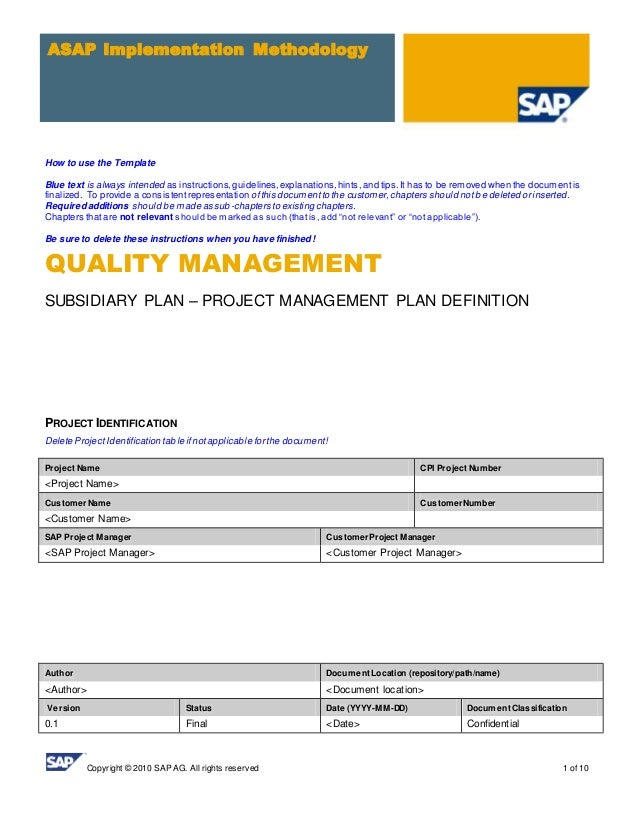 Plan_QualityManagement