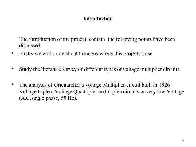 kamal project ppt Slide 2