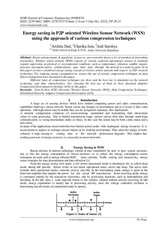 IOSR Journal of Computer Engineering (IOSRJCE) ISSN: 2278-0661, ISBN: 2278-8727 Volume 5, Issue 5 (Sep-Oct. 2012), PP 28-3...