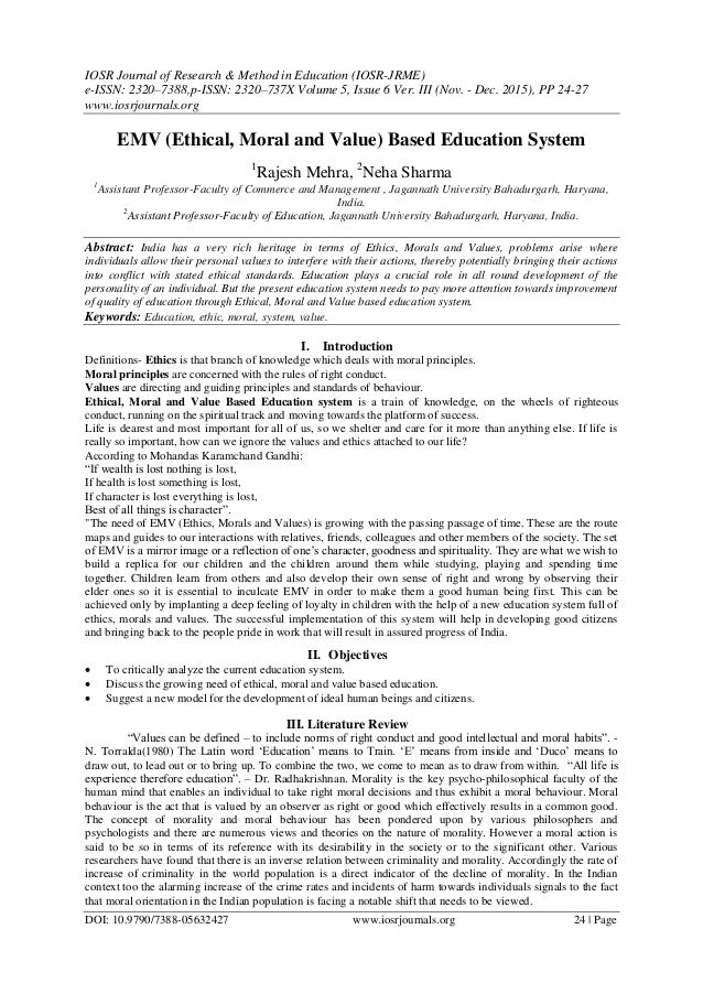 research methods chapter filipino work values in education To support student research project work in for education, national research council bill trochim's chapter on sampling in the research methods.