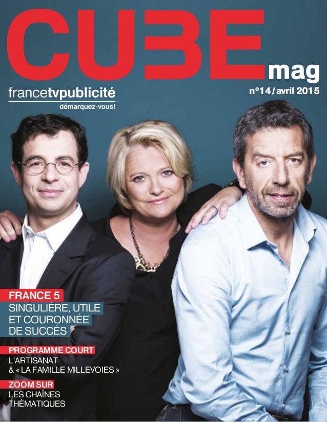 ©N.Guyon/FTV n°14/avril 2015 FRANCE 5 SINGULIÈRE, UTILE ET COURONNÉE DE SUCCÈS PROGRAMME COURT L'ARTISANAT & « LA FAMILL...