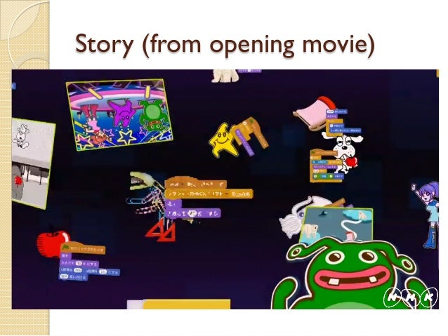 Story (from opening movie)