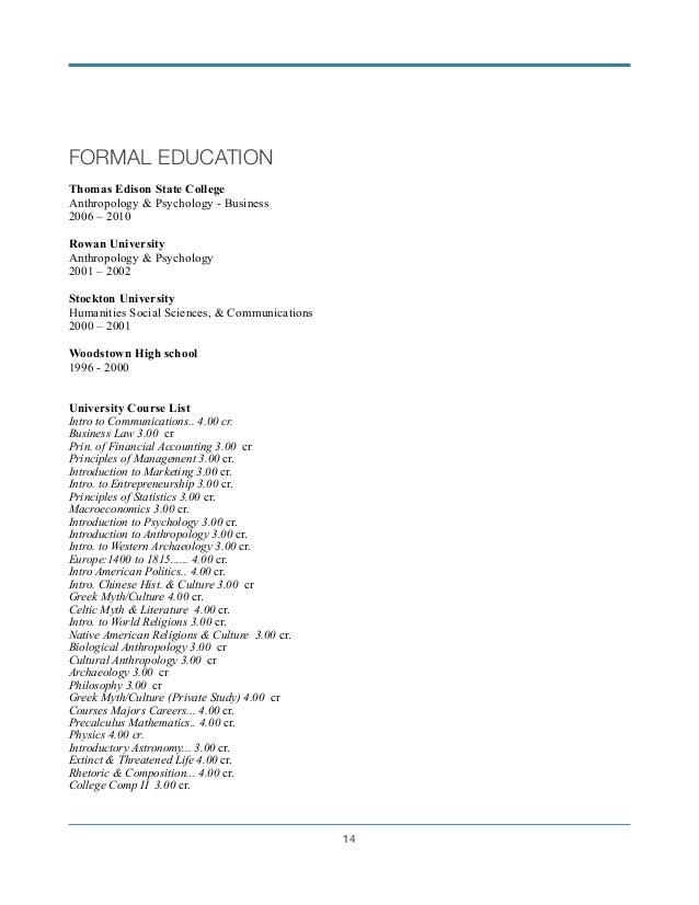 rosalee-laws-Curriculum Vitae-2016
