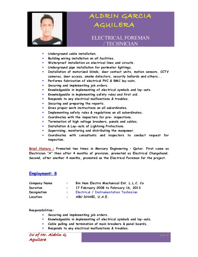 view symbol - Responsibilities Of An Electrician