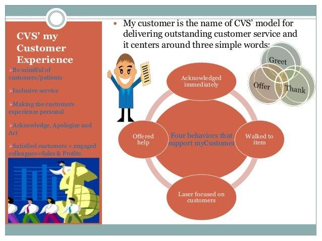 my customer service experience