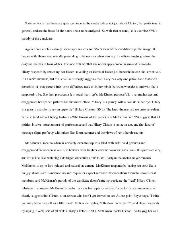 satirical essays on overpopulation