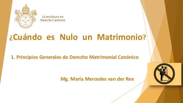 Matrimonio Catolico Derecho Canonico : E principios generales de derecho matrimonial canónico