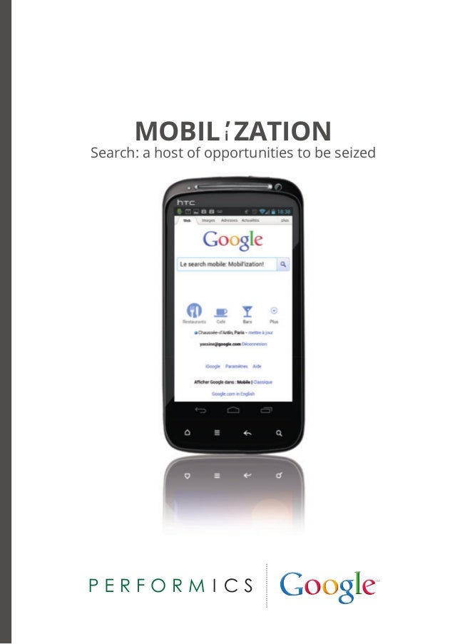 MOBIL i' ZATION Search: a host of opportunities to be seized