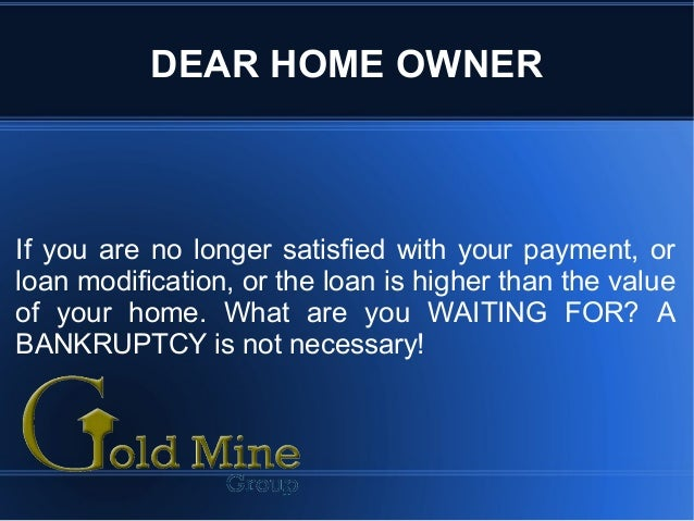 Gold Mine Group The Short Sale