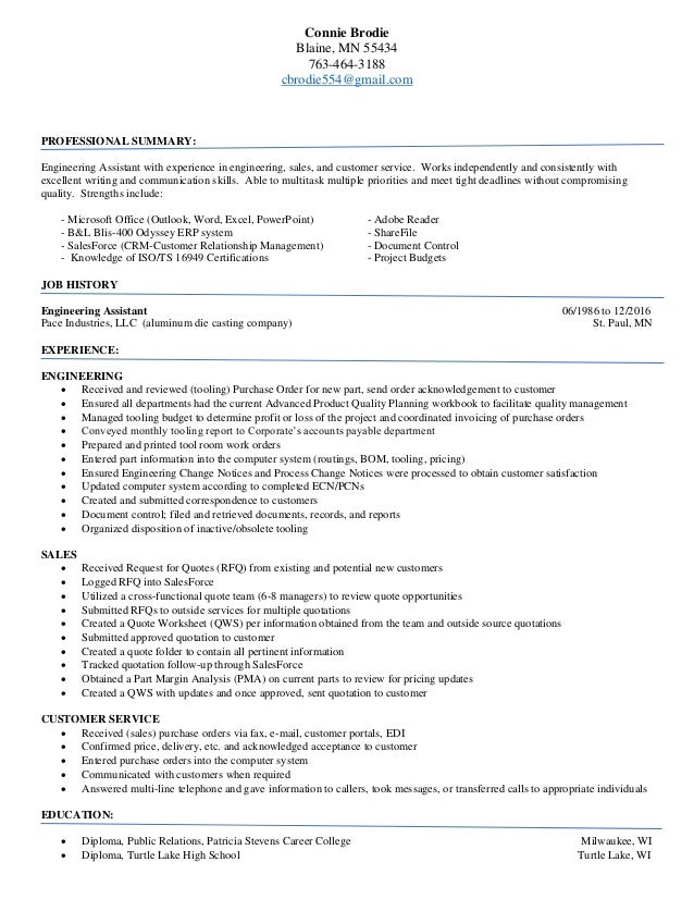 400 as mn resume