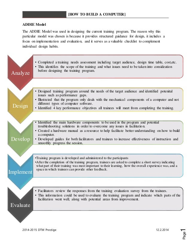 facilitator guide format