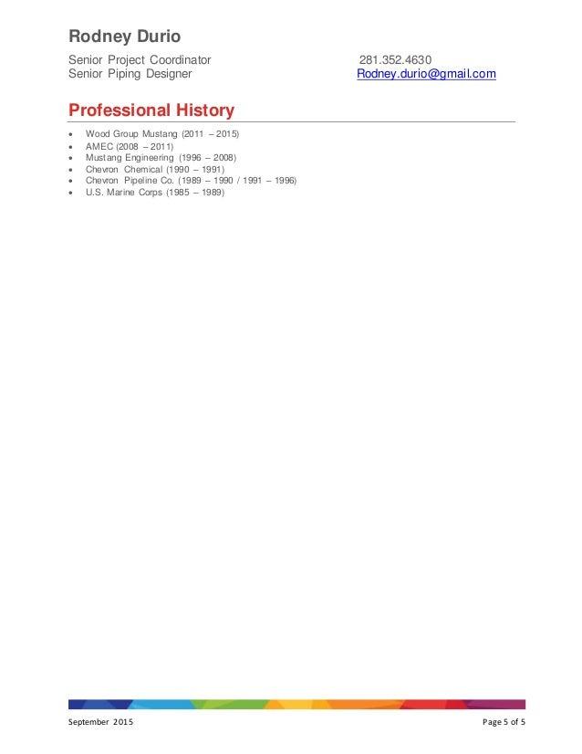 Best Mustang Engineering Resume Contemporary - Resume Ideas - bayaar ...