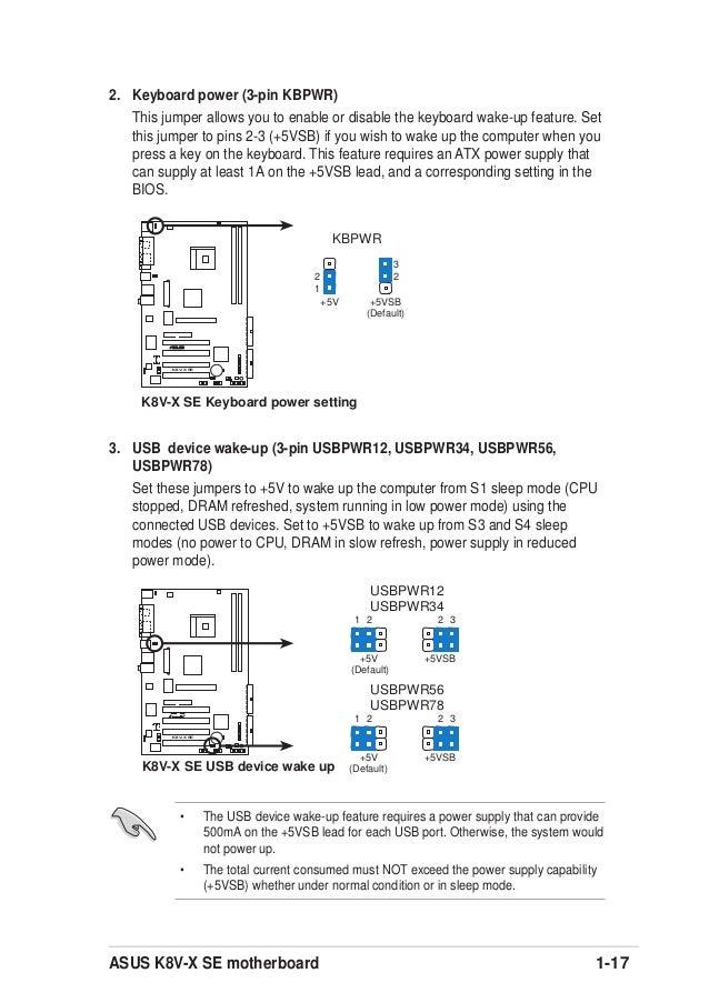 9 jumpers | asus k8v-x se user manual | page 26 / 82.