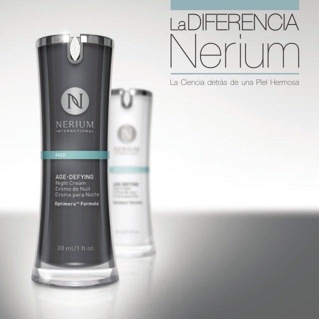 Productos exclusivos que ofrecen resultados excepcionales. En Nerium, ofrecemos productos anti-edad de primer nivel, diseñ...