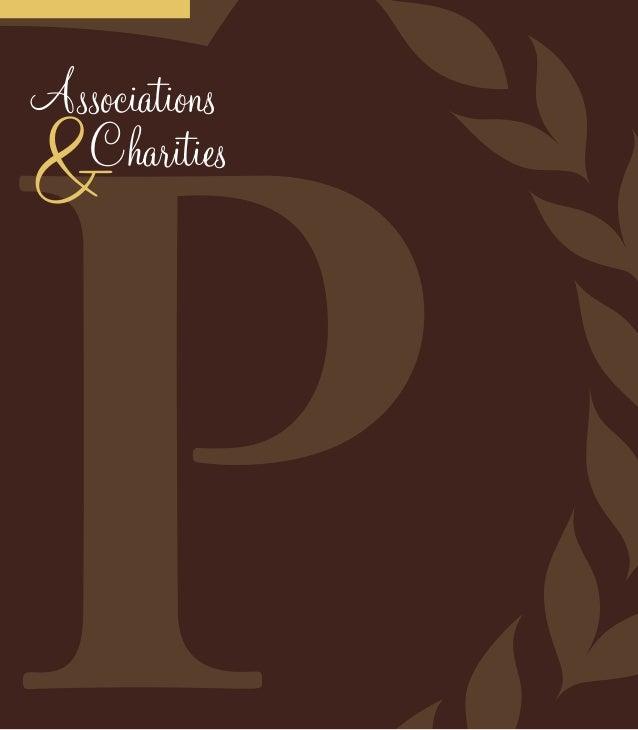 Associations Charities &