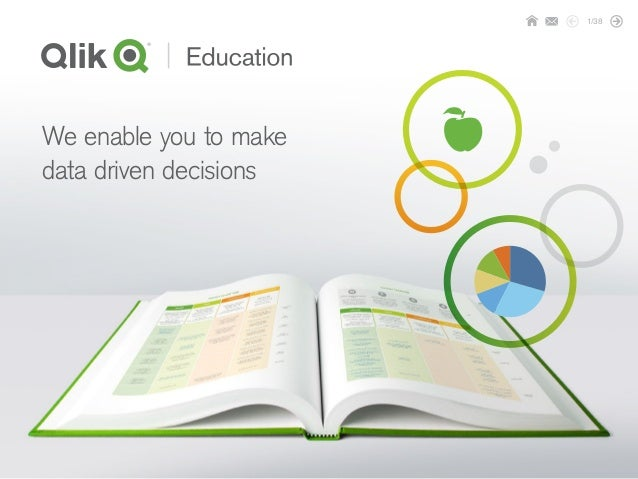 We enable you to make data driven decisions 1/38